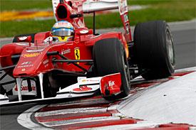 Алонсо ожидает непредсказуемую гонку