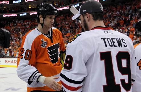 НХЛ. Итоги четвертого раунда плей-офф