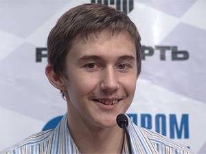Шахматы. Бывший украинец выиграл турнир в Пойсковском